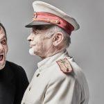 Co může způsobit výměna rolí spisovatele a diktátora?