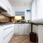 Malá kuchyňská linka dokáže více než si myslíte