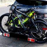 Nosič kol na tažné zařízení: Praktický doplněk vozidla, který využijete pro letní dovolenou
