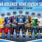 DDsport.cz má připravené hokejové dresy na novou sezónu