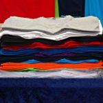 Nakupte ještě před koncem roku pracovní trička a další oblečení